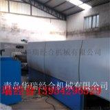青島華瑞經合機械製作 噴膠棉設備