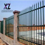 方柱圍牆護欄 源頭廠家鋅鋼護欄 定做鋅鋼圍牆護欄
