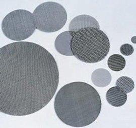 供应不锈钢抽粒过滤网圆片方片