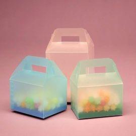 厂家专业订做大型超市卖场PVC礼品胶合 PVC挂钩礼品盒