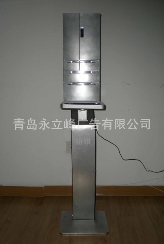 六門冰箱模型冰箱手板透明冰箱功能演示道具