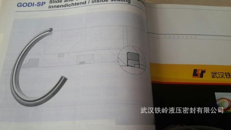深圳厂家直销德国HUNGER洪格尔进口密封GODI-SP组合密封