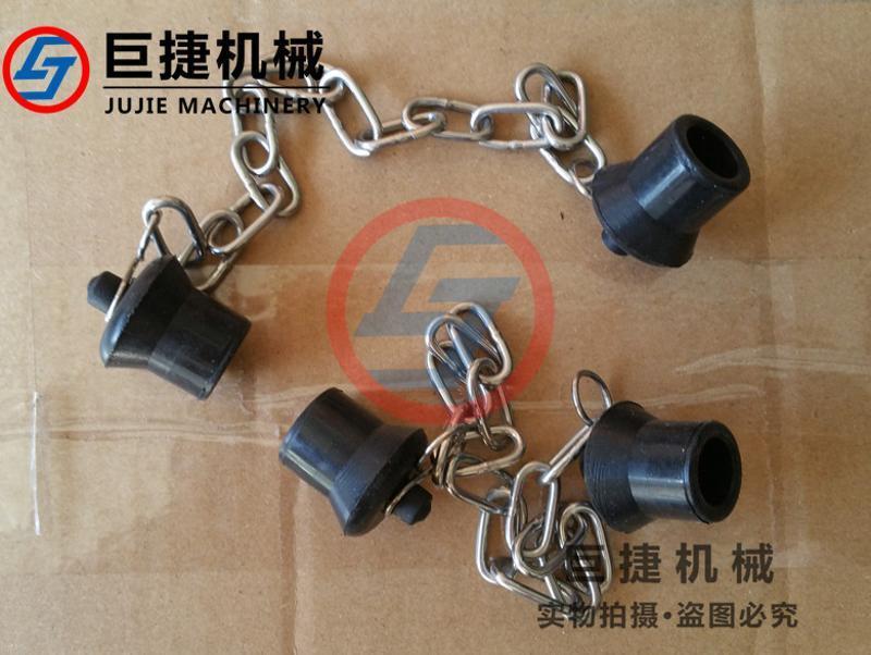 带链取样阀塞子/取样阀堵头/无菌取样阀专用盖