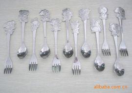 不锈钢勺叉(多款)