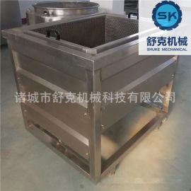 电加热油炸机节能环保不锈钢材质