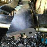 P型止水帶 中埋式橡膠止水帶 橡膠P40型止水帶