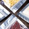 陰陽鍍鋁袋自封袋三邊封糖果茶葉面膜袋密封食品包裝幹果骨袋定做