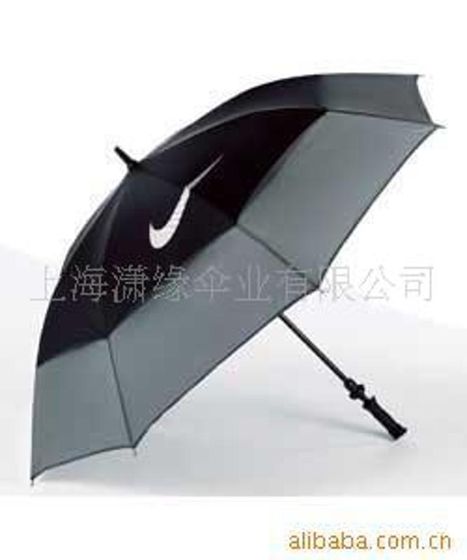 高爾夫雨傘纖維傘架高爾夫傘雙層傘骨廣告傘禮品傘訂製