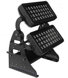 72颗双层投光灯,LED洗墙灯,户外照明灯