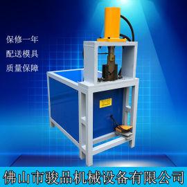 方管切断模具 镀锌管切90度 工厂铁管高速断料机