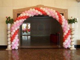 郑州气球拱门制作
