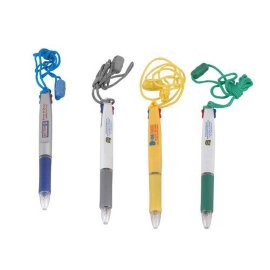 吊带广告笔,笔海文具,吊绳挂绳广告笔