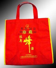 专业供应 无纺布环保手提袋 免费设计logo 无纺布袋
