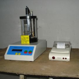 SYD-2806F电脑数控沥青软化点试验仪