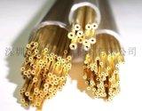 直销外径φ0.3mm至φ6.0 mm针孔大毛细黄铜管