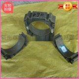 90mm電力管管枕,玻璃鋼管管託,黑色90#管枕