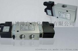 测温屏电磁换向阀/DCF23S双点控电磁空气阀