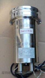 爆炸性气体及粉尘专用网络高清防爆红外摄像机ZTKB-Ex