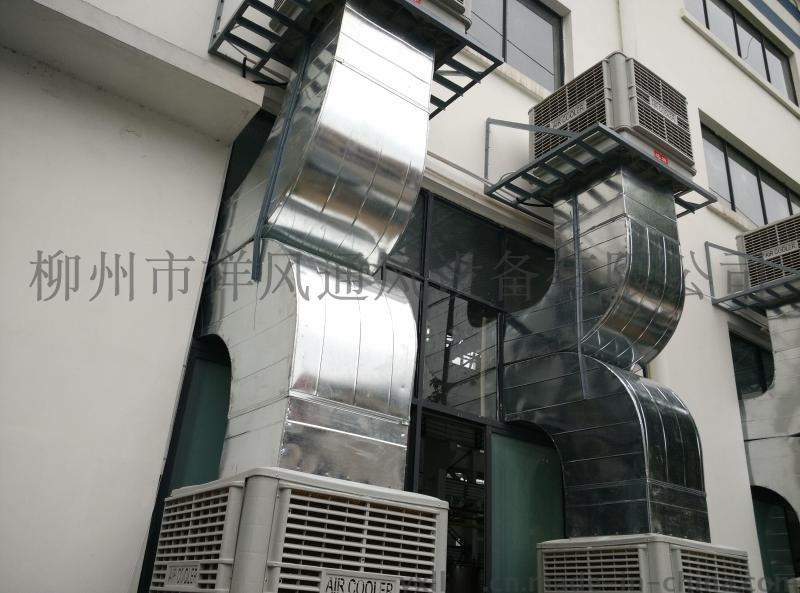 正壓送風節能環保空調、節能車間負壓排風機