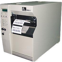 斑马105SLPlus条码打印机