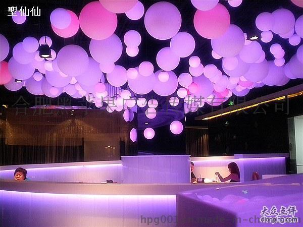 合肥气球灯租赁服务 特色气球灯出租租借