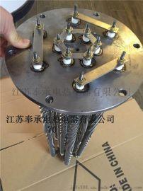 W型多U式不锈钢翅片电热管