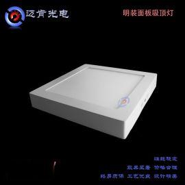 厂家直销节能环保全铝12W明装LED面板灯