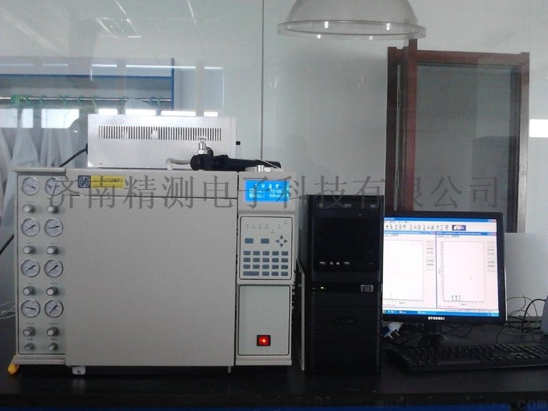 食品药品包装分析气相色谱仪
