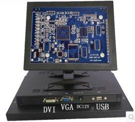 12寸触摸显示器 工控显示器触摸显示器工业触摸显示器