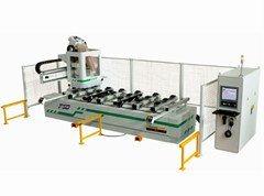 定制板式家具生产线 全自动上下料数控开料机