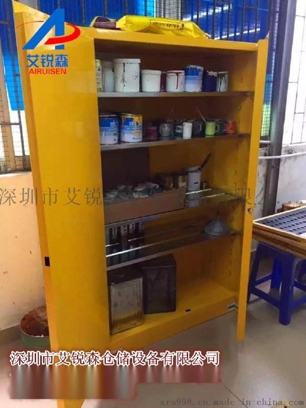 工業洗板水/天那水專用儲存安全櫃