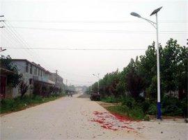 厂家直销LED一体化太阳能路灯 农村道路照明灯环保太阳能路灯批发
