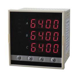 德堃DK6300系列三相电流表、电压表