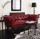 美若婳家具高端定制新古典单人沙发后现代实木雕花休闲椅欧式奢华大气别墅形象椅定制s17