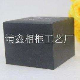厂家订制生产手表盒子 内衬植绒精美礼品盒