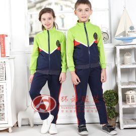 幼儿园学生服 校服定制 夏季学生装 环诚制衣