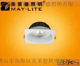 COB嵌入式压铸筒灯      ML-C113-9