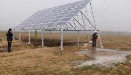 昆明宇之光太阳能光伏水泵系统云南太阳能抽水泵太阳能发电厂家