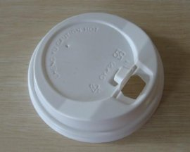 奶茶杯专用吸塑盖  环保PP材质