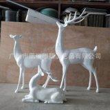 玻璃鋼卡通動物雕塑 商場藝術擺件 模擬寫實動物雕塑