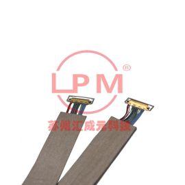 蘇州匯成元供應I-PEX20473-030T  20474-030E-12平貼TV液晶屏屏線