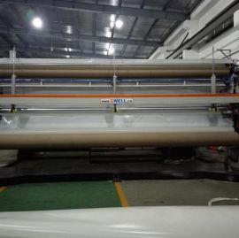 PE**膜生产线 HDPE土工膜挤出设备