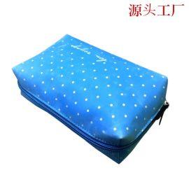 深圳工廠定制新款化妝包手提旅行時尚洗漱化妝收納包袋pvc防水包