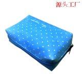 深圳工廠定製新款化妝包手提旅行時尚洗漱化妝收納包袋pvc防水包