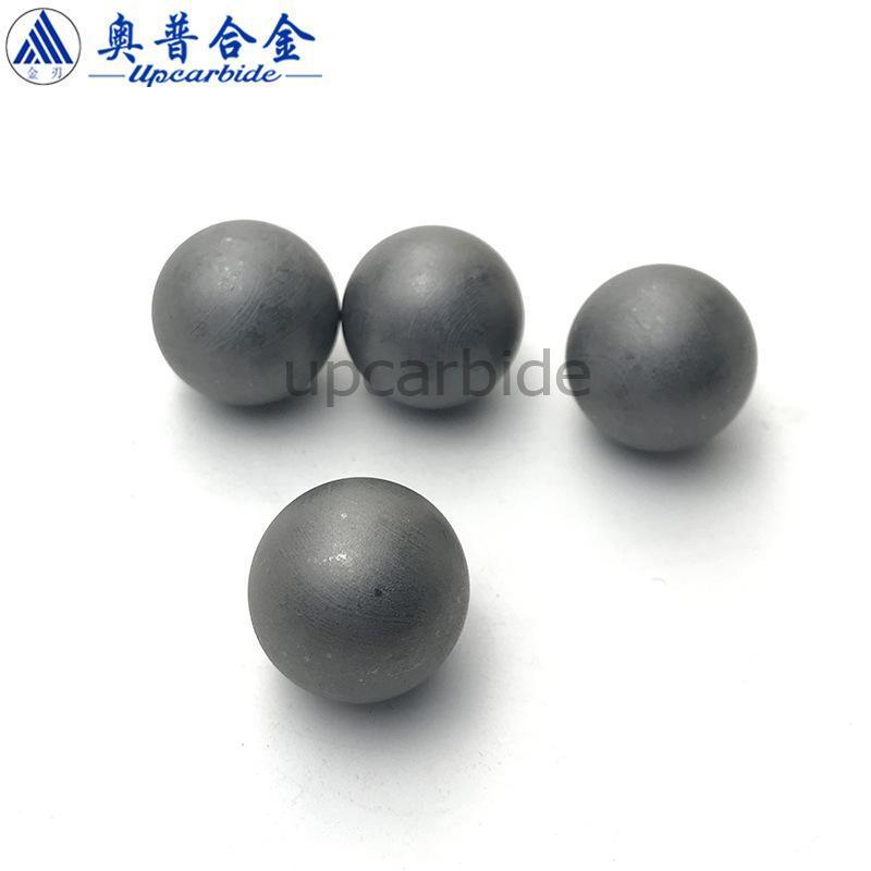 硬质合金球 20mm高硬度去环带钨**毛坯球