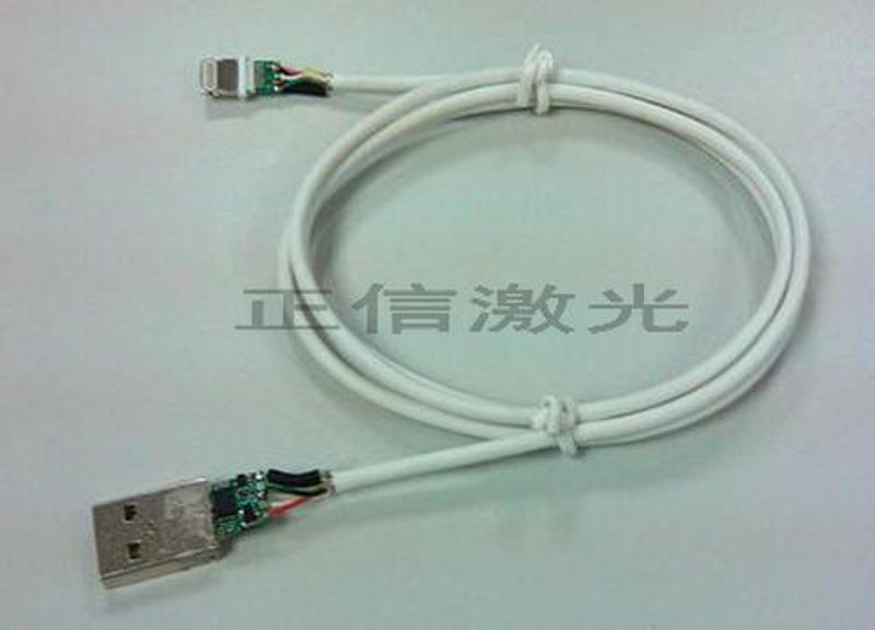 数据线屏蔽罩焊接设备激光点焊机