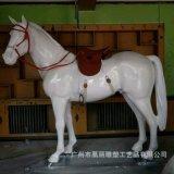 玻璃钢八骏马雕塑 骑士马雕塑 玻璃钢骏马雕塑定制