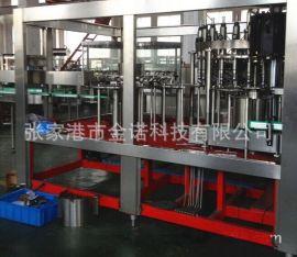 CGF型果汁饮料设备 含气灌装机 饮用水灌装生产线