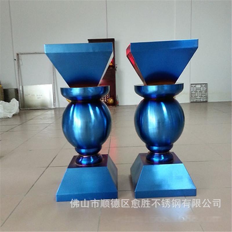 不锈钢雕塑户外金属不锈钢异型件各种非标工艺件