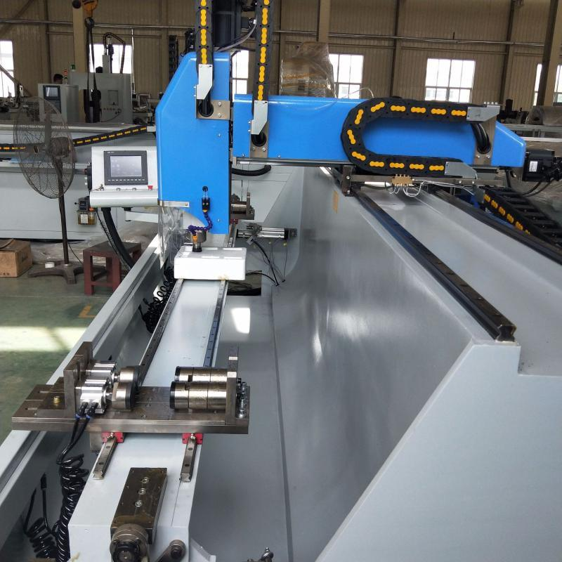 铝型材数控钻铣床工业铝数控加工设备汽车配件